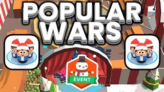 POPULAR WARS CHRISTMAS EVENT►►NEW SKIN►►NEW MAP►►NEW RECORD