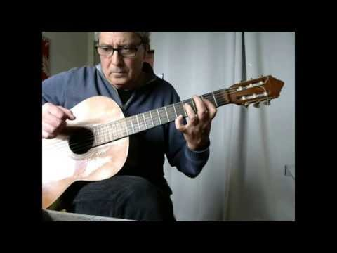 Que Sera, Sera - for solo acoustic guitar