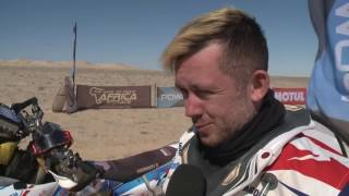 AFRICA ECO RACE 2017 - Etape 5