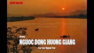 NGƯỢC DÒNG HƯƠNG GIANG - Sáo trúc Việt Nam Cover || Nguyen Tran Flute - Bản Hay