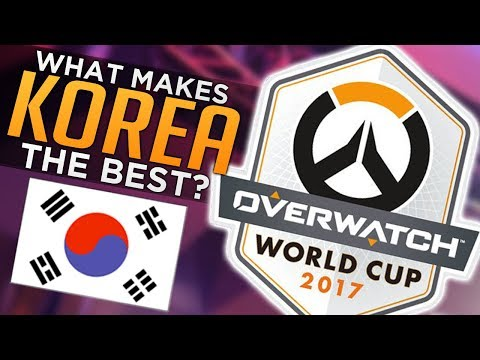 Overwatch: Why South Korea is the BEST BY FAR!