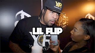 LIL FLIP INTERVIEW WITH HIPHOP WEEKLY