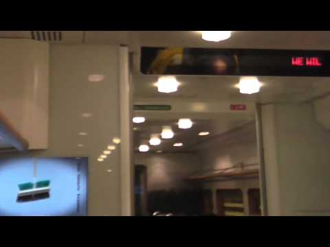 Arlanda Express Airport Train to and from Central Station Stockholm