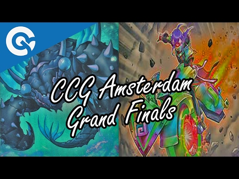 CCG: Grand Final Paleozoic vs Metalfoes CCG Grand Championship Amsterdam 2016