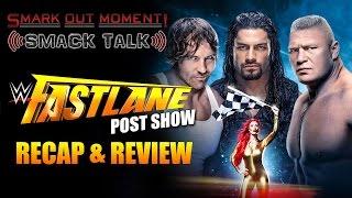 WWE Fastlane 2016 PPV Results Recap & Review Post Show