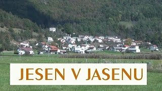 Jesen v Jasenu (okt. 2016)