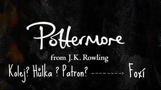 POTTERMORE.COM | Jakého mám patrona, v jaké jsem koleji a jaká je má hůlka?