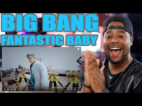 BIGBANG | FANTASTIC BABY M/V | REACTION!!! T.O.P IS TO COOL