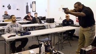 Conceal Carry class prepares gun permit seekers