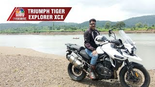 Triumph Tiger Explorer XCx l Best Adventure Bike l Awaaz Overdrive