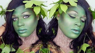 Tree Fairy Fantasy FX Makeup