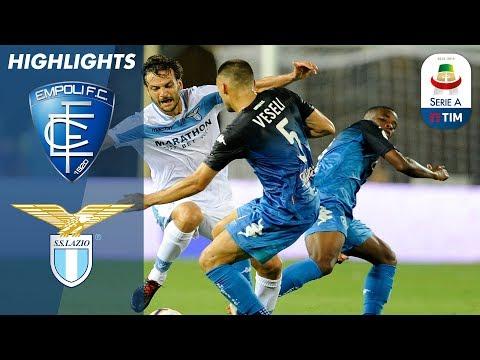 Empoli 0-1 Lazio | Lazio Take Home All 3 Points |  Serie A