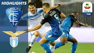 Empoli 0-1 Lazio | Lazio Take Home All 3 Points |  Serie A