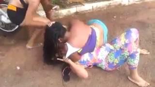Women's Brutal Fight Scene