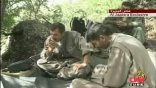 PKK Gerillalari Daglarda nasil yasiyor ?