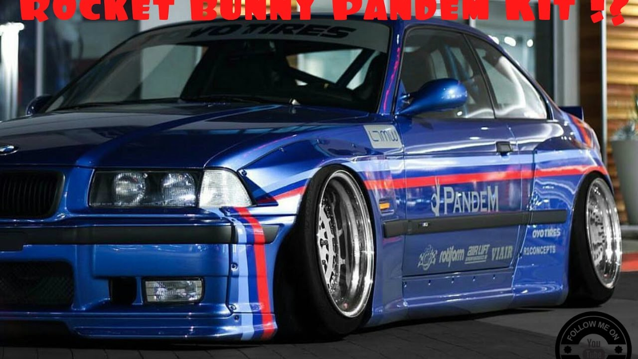 Fuckboi Ricer Buys A E36 Pandem Kit From Carbonfiber Hoods Worlds Loudest Ruined Rocket Bunny E36
