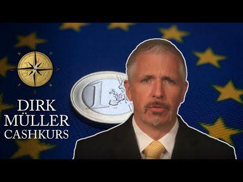 Dirk Müller, 01.09.2017: Aha! Deutsche Maschinenbauer widerlegen angebliches Argument für den Euro