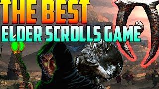 THE BEST Elder Scrolls | Arena Daggerfall Battlespire Redguard Shadowkey Morrowind Oblivion Skyrim