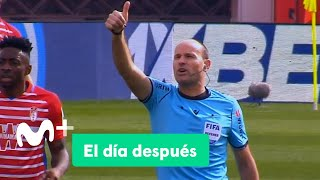 El Día Después (15/02/2021): Mateu on Valentine's Day is ... 'Mati' Lahoz