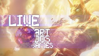League of Legends (solo/duo ,normal game, modo TFT) - LIVE META- Gold 1