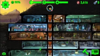 My Fallout Shelter Stream