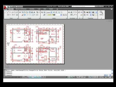 Batch Plot to PDF