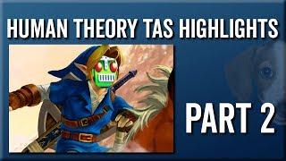 Human Theory TAS Highlights - Part 2