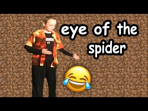 Eye Of The Spider but every time he says the it gets 5% faster