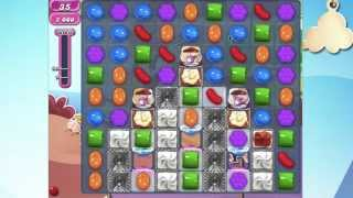 Candy Crush Saga Level 1282  No Booster