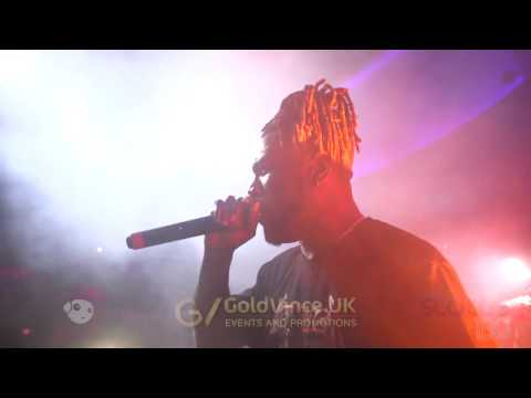 BurnaBoy Live in portsmouth GoldVince   2nd 2 17