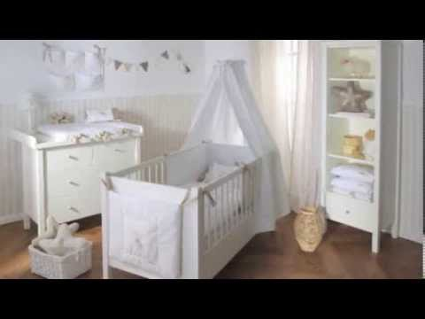 himmel f r babybett youtube. Black Bedroom Furniture Sets. Home Design Ideas