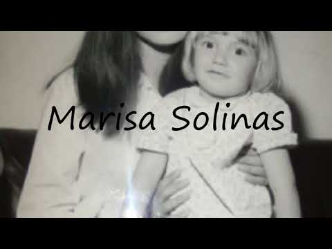 How to Pronounce Marisa Solinas?