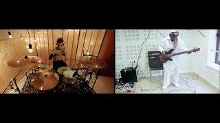 Deivhook ft. Abraham Laboriel - Stevie Wonder - Superstition (Drum & Bass Cover)