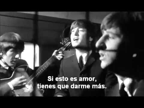 The beatles  I should have known better subtitulado en español