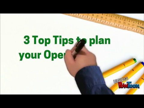 Open Day Top Tips