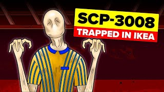 SCP-3008 - Trapped in IKEA (SCP Animation & Story)