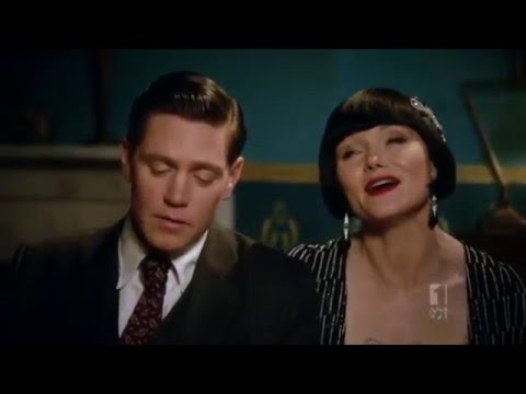 Jack & Phryne |  They can't take that away from me | Miss Fisher's Murder Mysteries