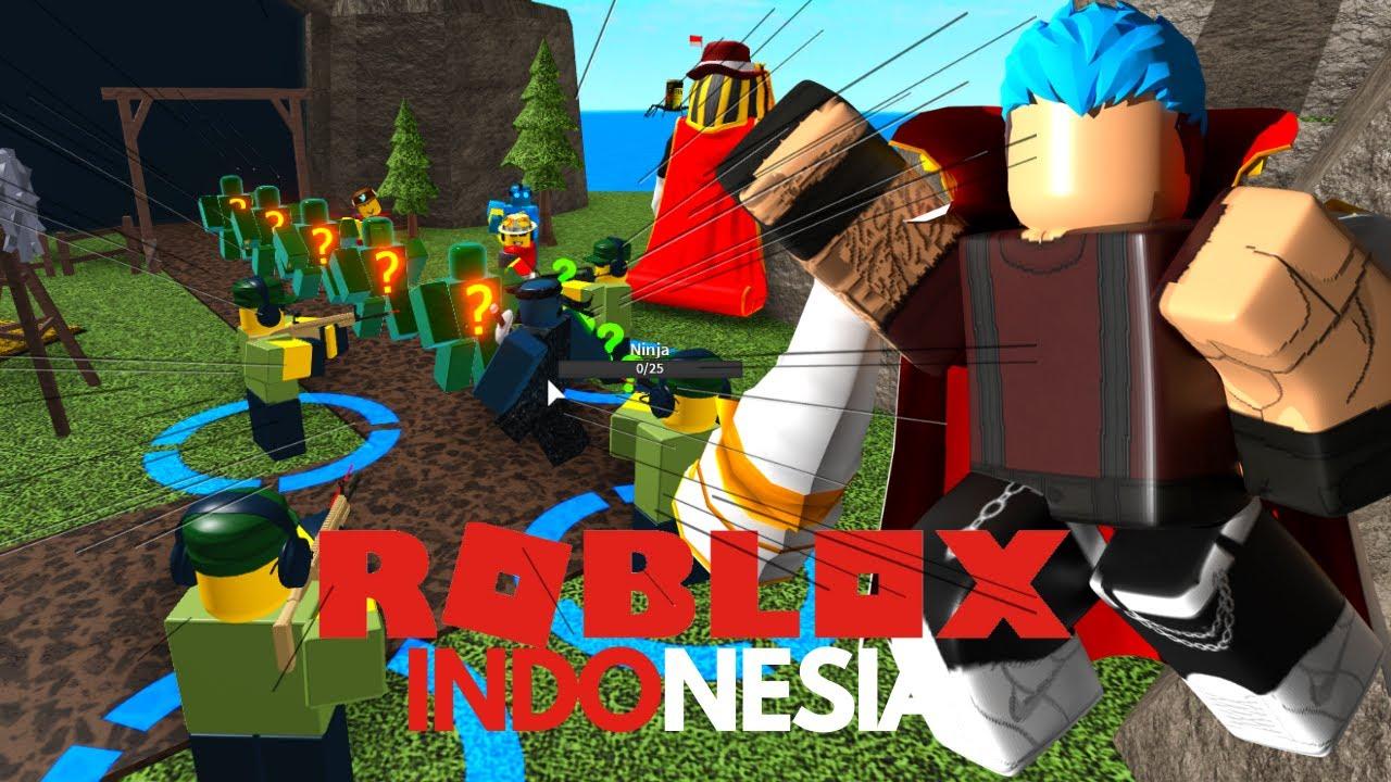 Main Tower Defense di Roblox ??? - Tower Defense Simulator Roblox Indonesia