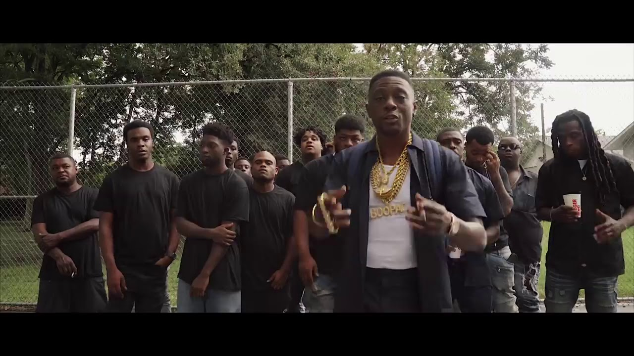 BOOSIE BADAZZ- I DON'T GIVE A F**K(official video)