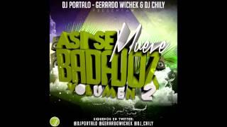 02 Así Se Mueve Badajoz Vol 2 2014 Dj Portalo Dj Chily & Gerardo Wichek