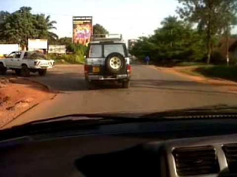 From town to home in Kampala