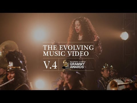 The GRAMMYs | The Evolving Music Video, starring Ella Mai V.4 Mp3