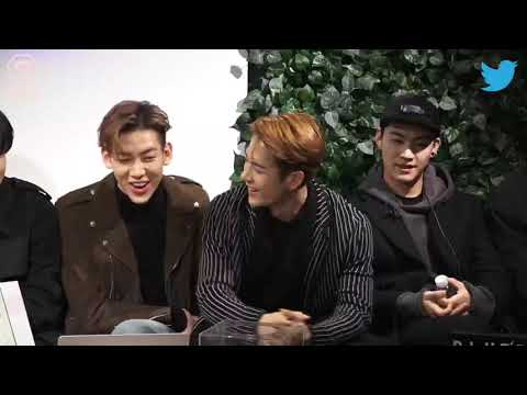 [ENG SUB] 181204 GOT7 Twitter Blue Room LIVE Q&A