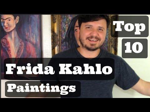 Top 10 Frida