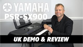 Yamaha PSR SX900 Review & Buyers Guide | Lots Of Playing!