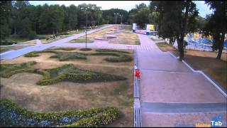Веб-камера онлайн Городской парк, Чернигов - Camera.HomeTab.info