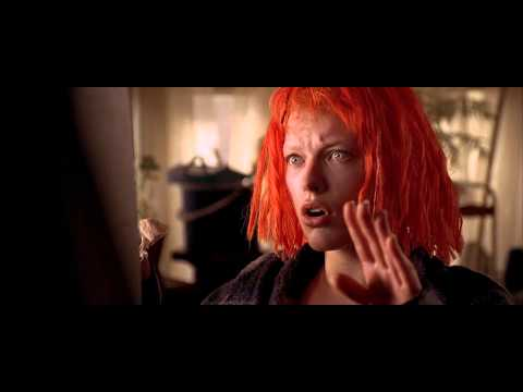 The Fifth Element (1997) - Efficient learning