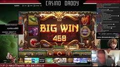 Online slots HUGE WIN 1.75 euro bet - Monkey King/Legend of the golden monkey MEGA WIN