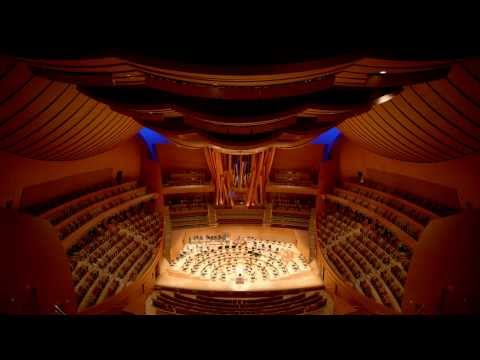 Walt Disney Concert Hall Virtual Tour (Part 3)