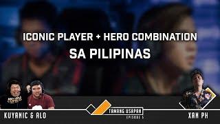 Tamang Usapan Episode 5: Iconic Hero + Player Combination sa Pinas